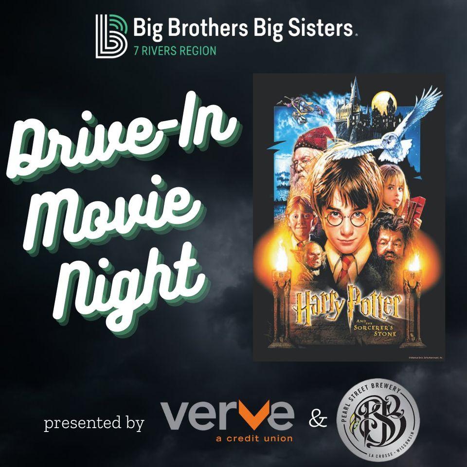 BBBS potter movie night