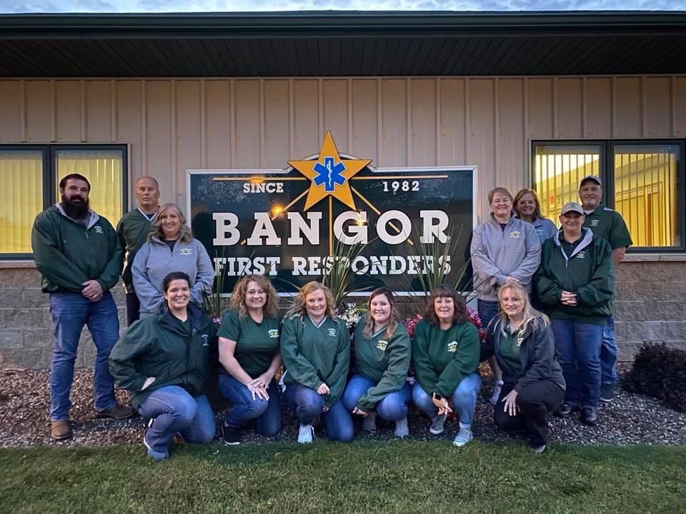 bangor responders