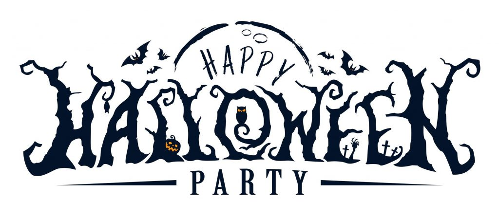 happy-halloween-party-graveyard-text-vector