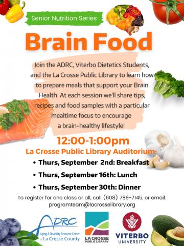 Brain Food Program
