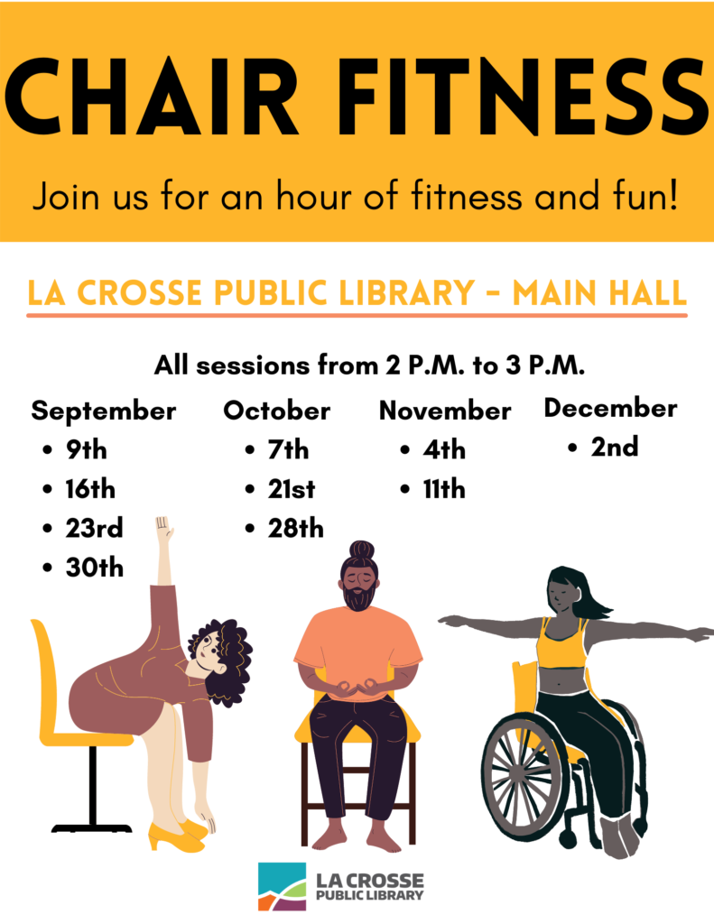 Chair Fittness Poster - Main Hall