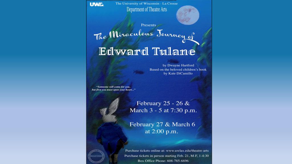 Edward Tulane Digital Signage