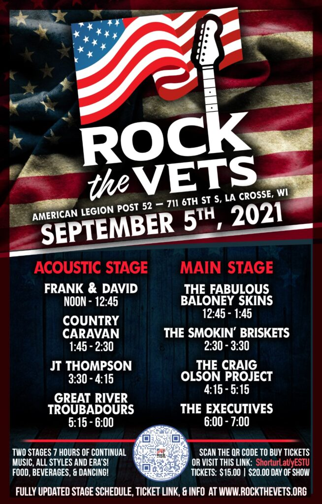 rock the vets 2021